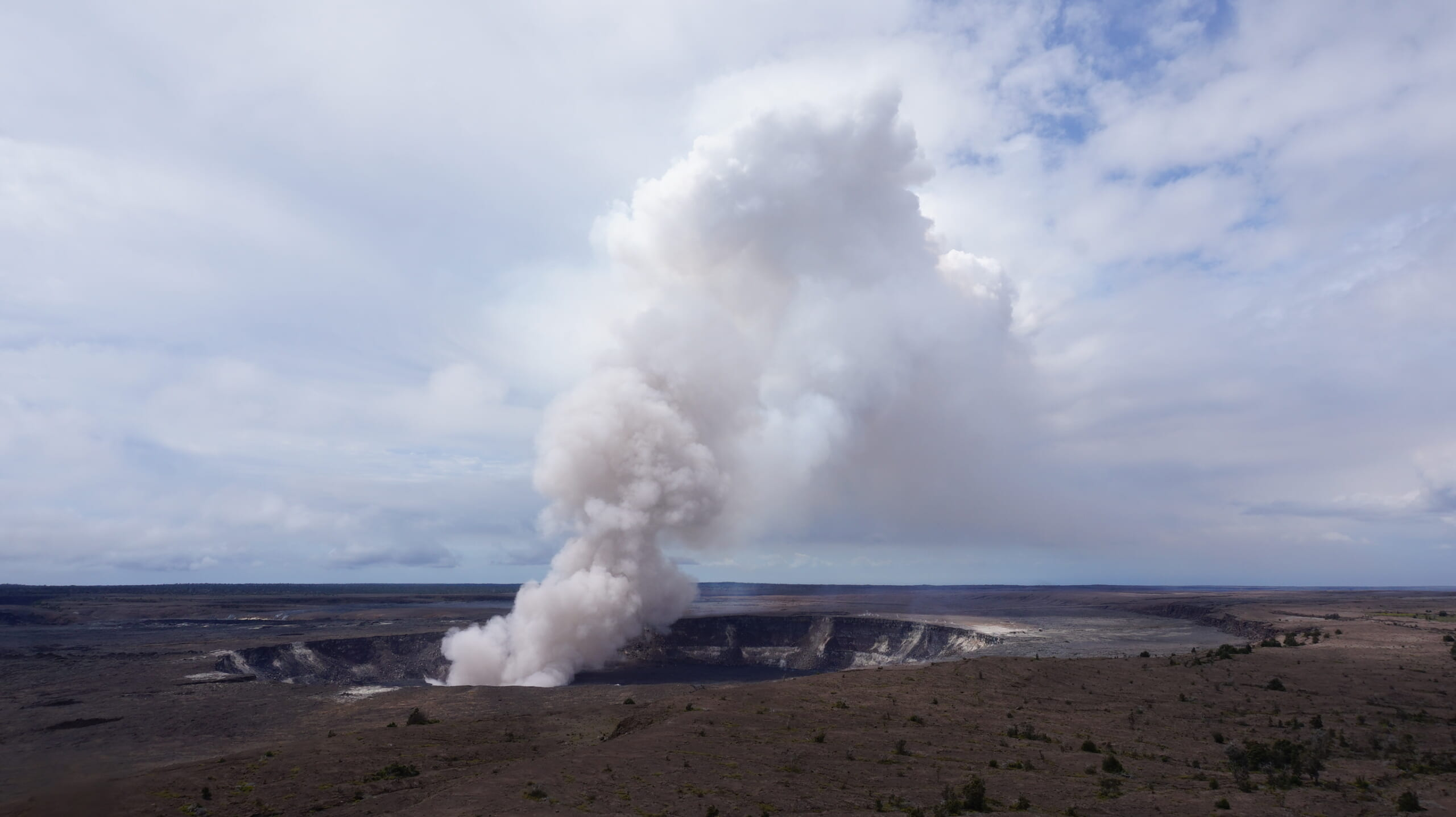 ハワイ火山国立公園/Hawaii Volcanoes National Park