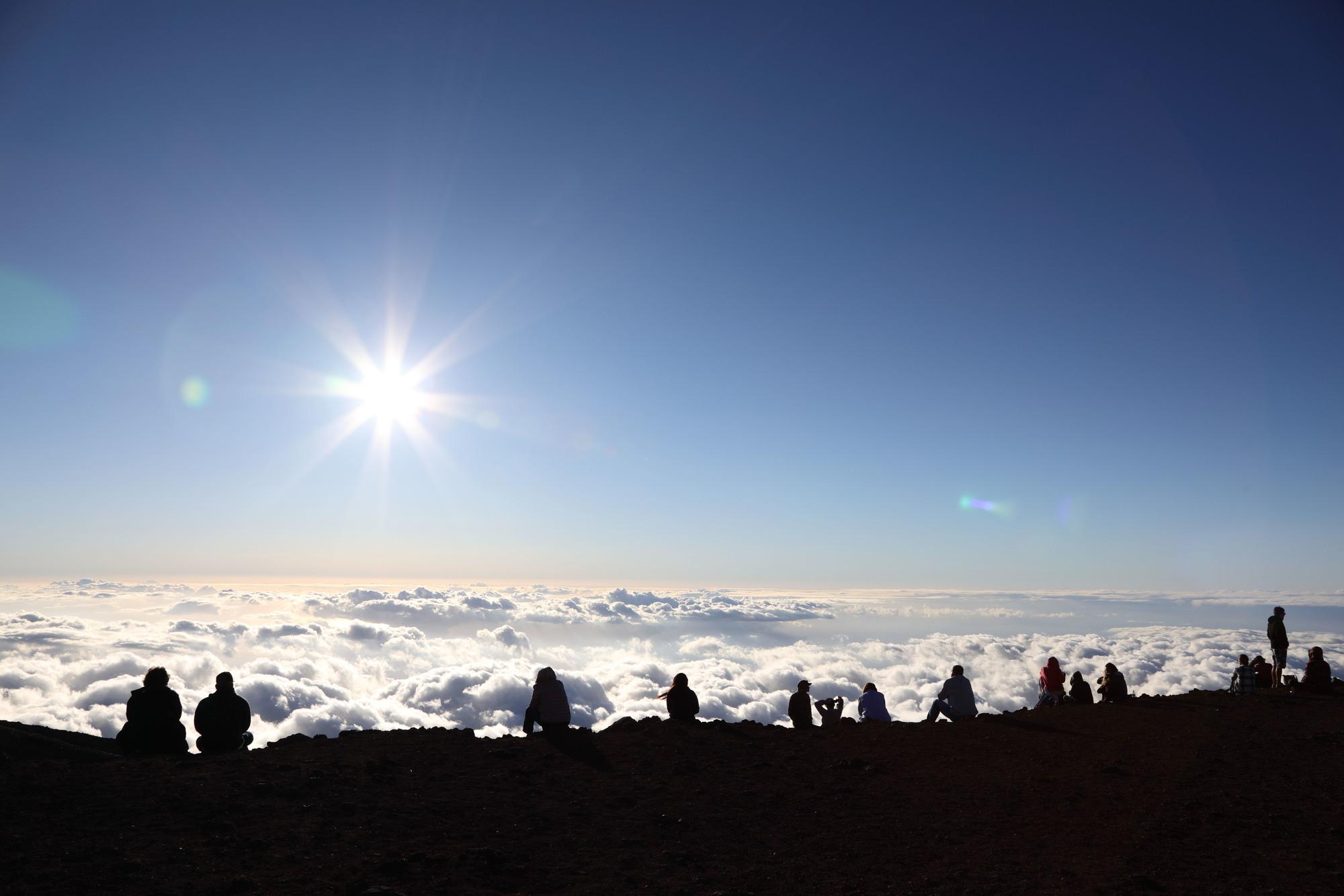 ハレアカラ山/Haleakala