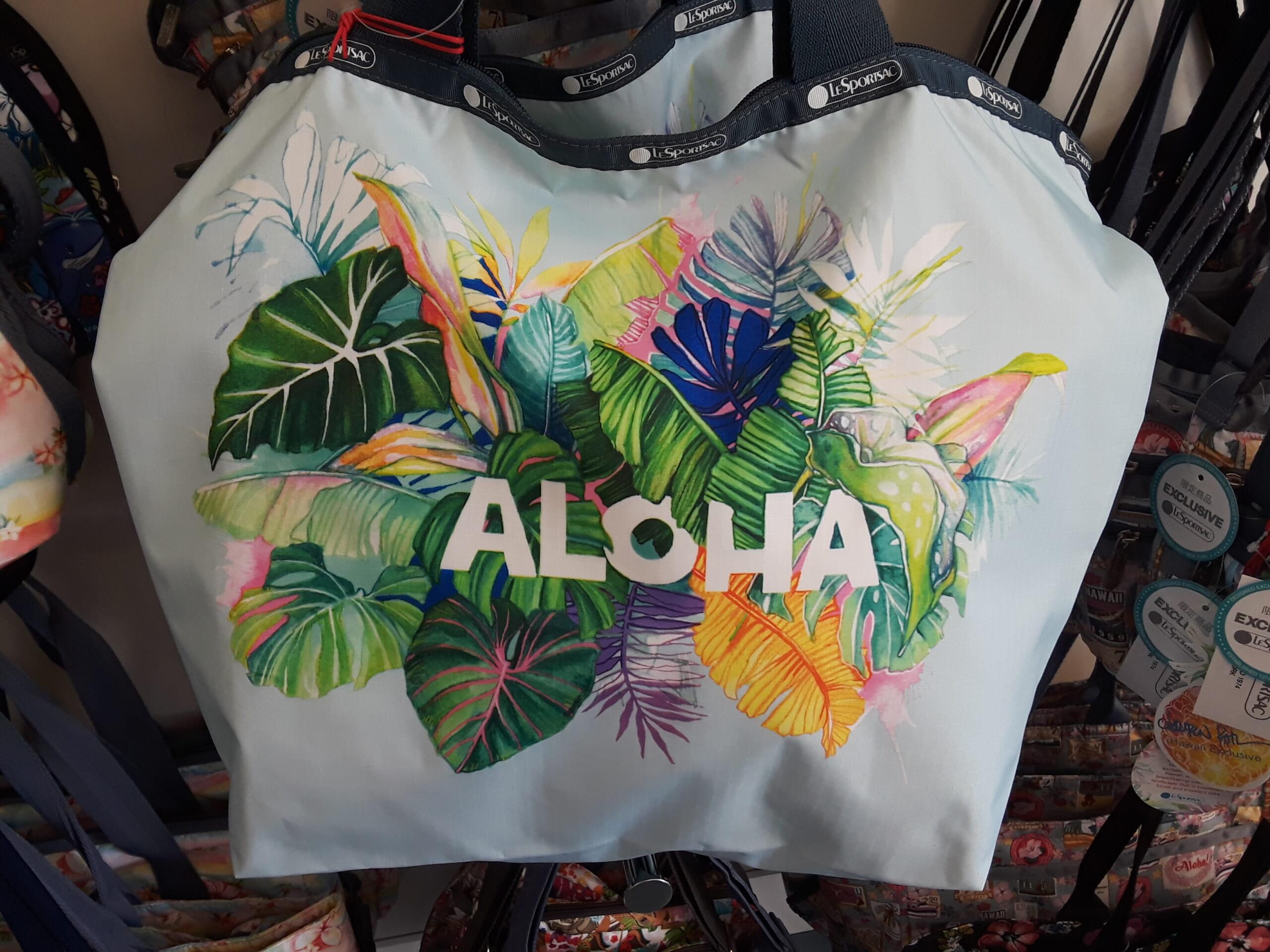 11ハワイのワイケレ・プレミアム・アウトレットの今とレスポートサックのハワイ限定商品!