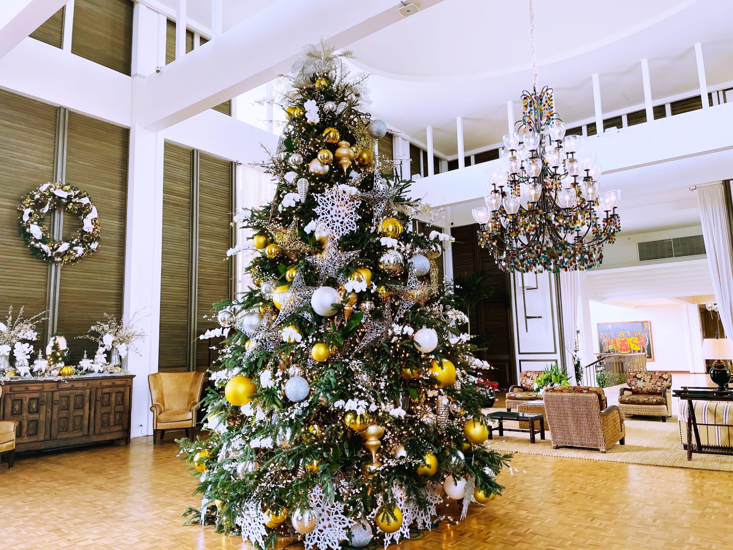 クリスマス_カハラホテル