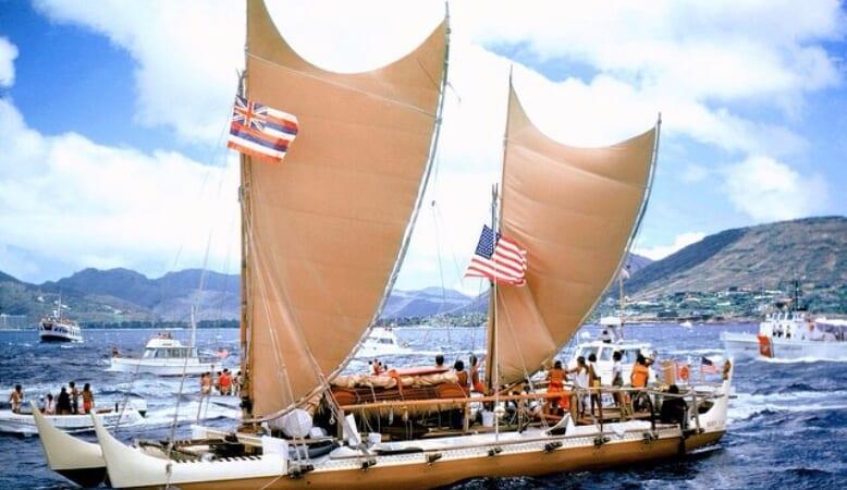 星を頼りに航海するハワイのホクレア号が2022年より再び出航!これまでの歴史も徹底解説