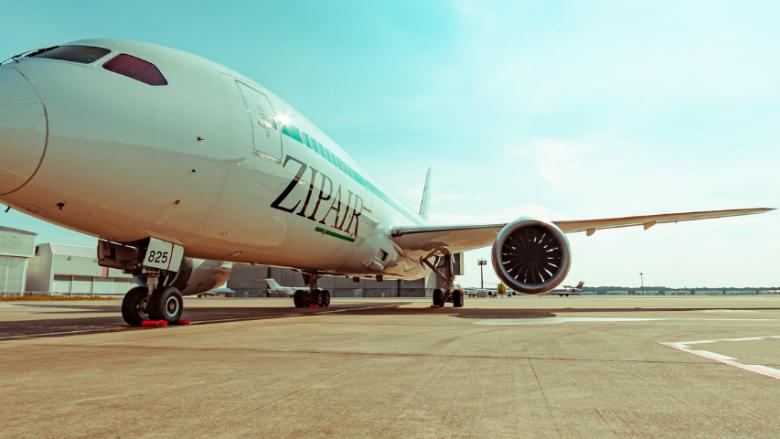 『ZIPAIR』、12月19日より東京(成田)=ホノルル線就航