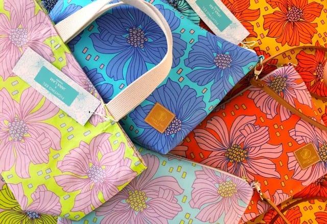 ジャナ・ラム・ハワイがファイティング・イールとのコラボデザイン「ベタフィッシュ・ブルーム」を発表!