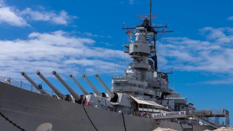 戦艦ミズーリ記念館が12月16日より再オープン!
