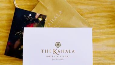 【在住者厳選の一品】カハラホテルで12月限定販売中のクリスマススイーツ「シュトーレン」