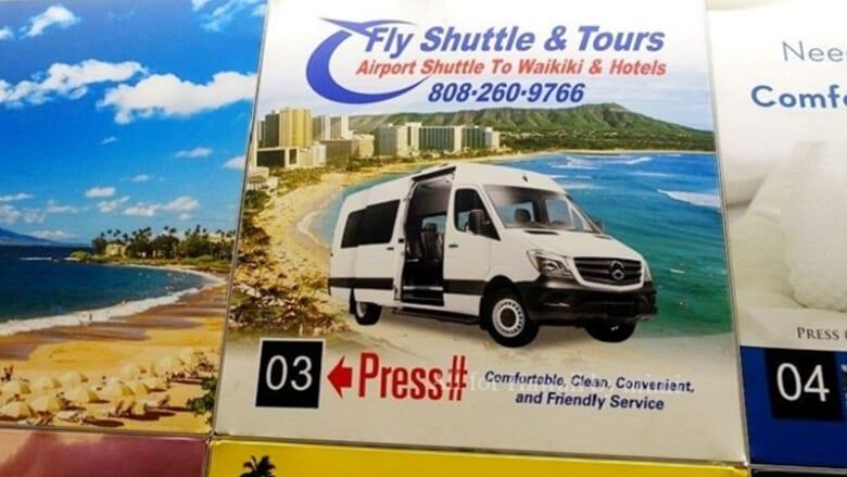 【徹底解説】お一人様ハワイに最適!ハワイの格安シャトル「フライシャトル/Fly Shuttle」
