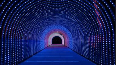 【在住者レポート】無期限閉鎖決定のアロハスタジアム、駐車場に100万球輝くクリスマスイルミネーション!