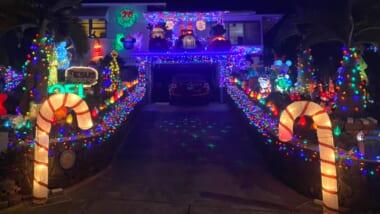 【在住者レポート】コロナに負けない!ハワイのロコたちのクリスマスデコレーションをご紹介