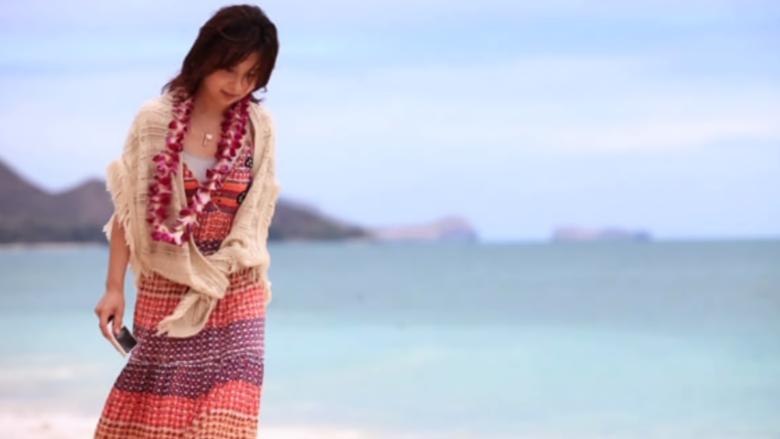 【ハワイ美女】旅行は自分へのご褒美!渡ハ歴12年の「Megumiさん」