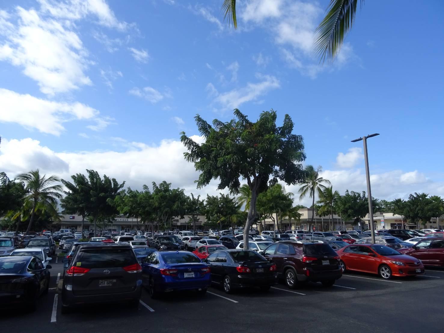 1ハワイのワイケレ・プレミアム・アウトレットの今とレスポートサックのハワイ限定商品!