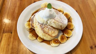 芸能人ご用達!パンケーキがおいしい「クリームポット/Cream Pot」