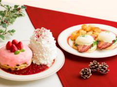 【12月25日まで期間限定】Eggs 'n Thingsで特別クリスマスメニューが登場!