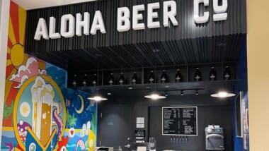【ハワイ新店舗オープン】「ALOHA BEER/アロハビール」が2店舗目をオープン!