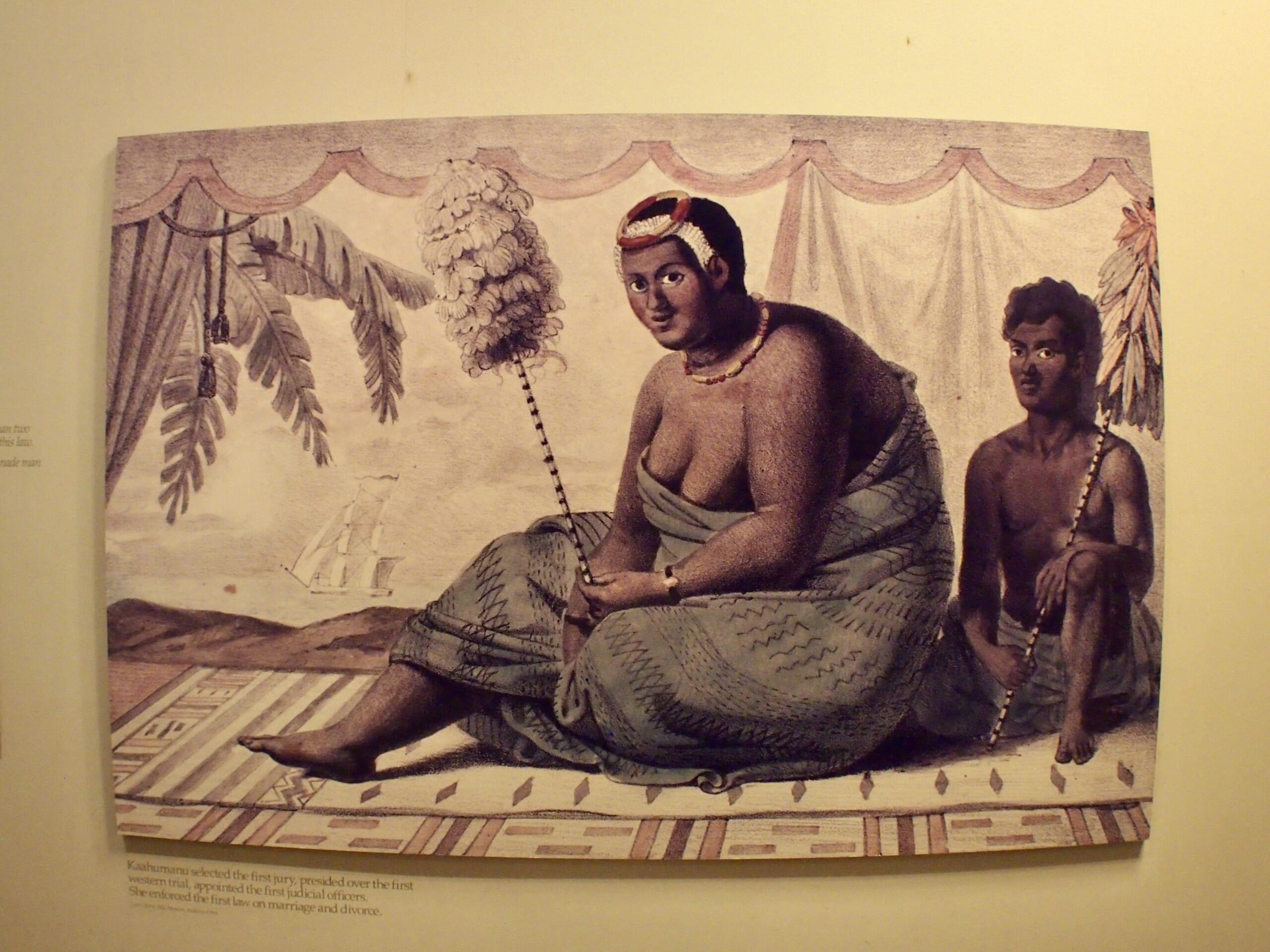 kaahumanua