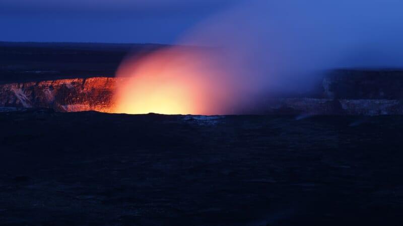 噴煙を上げるキラウエア火山をまた見ることはできる?キラウエアの最新情報をお届け
