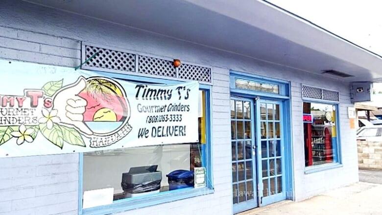 ハワイで絶品サンドイッチを食べるならここ!カイルアとダウンタウンの「Timmy T's Gourmet Grinders/ティミーティーズグルメグラインダーズ」をご紹介