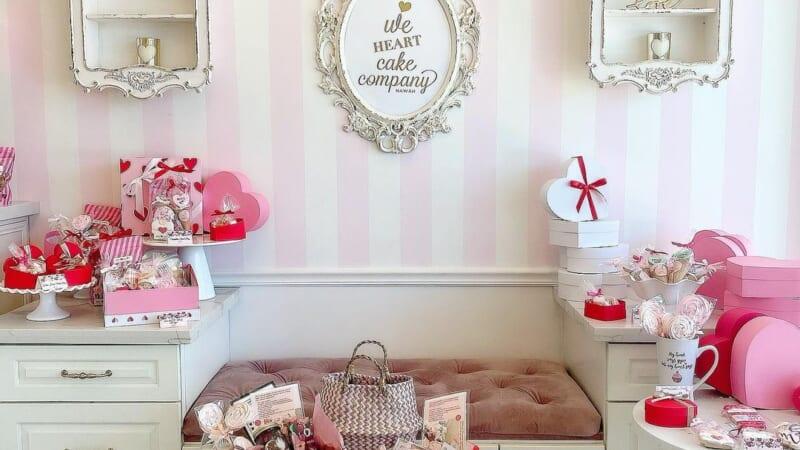 記念日にもぴったり!日本からでも事前オーダーができる人気ケーキ店「ウィー・ハート・ケーキ・カンパニー/We Heart Cake Company」