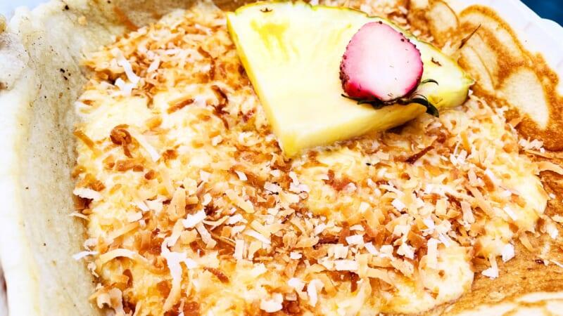 【在住者レポート】ココマリーナセンターの魅力をたっぷりお届け!絶品パンケーキ「モアナカフェ」にも注目