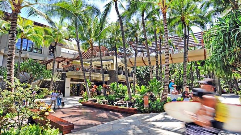ロイヤル・ハワイアン・センター無料Wi-Fiのサービスエリアを拡大~6月末までパーキングも3時間まで無料~