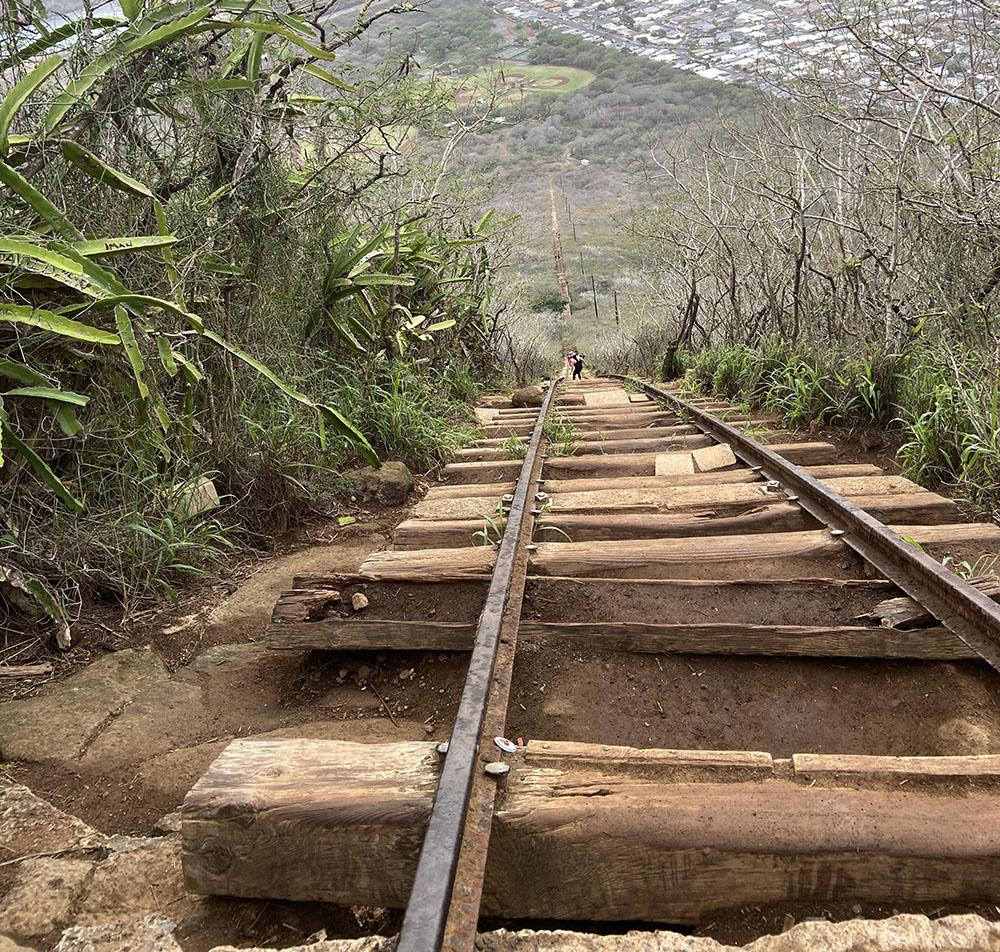 ココヘッド線路