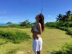【ハワイ美女】長期滞在のハワイでフラとタヒチアンダンスのスクールに通った「Mamikoさん」