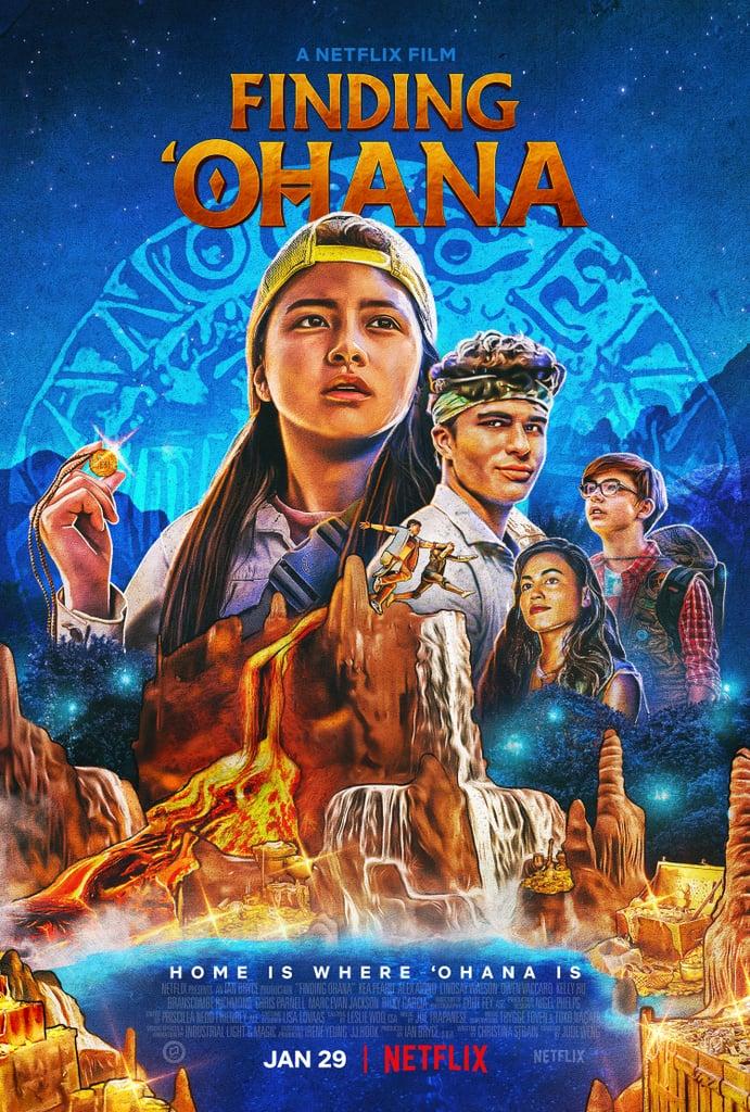 Netflix-Finding-Ohana-Movie-Poster