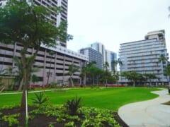 【ハワイ現地から】ワイキキに新しい公園「センテニアル・パーク・ワイキキ/Centennial Park Waikiki」がオープン!