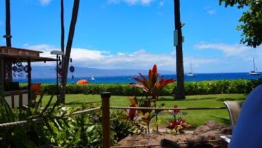 マウイ島のオーシャンビューが楽しめる「フラグリル」の姉妹店「フラグリル・カアナパリ/Hula Grill Kaanapali」をご紹介