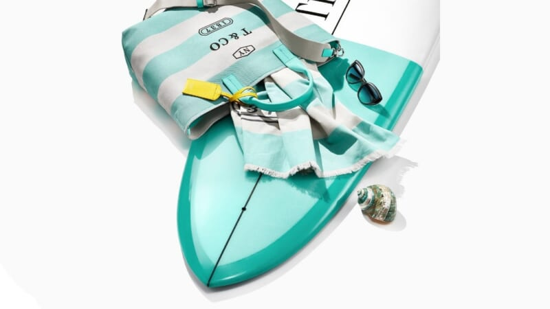 マザーズバッグにも使える!自分へのご褒美としてぴったり「ティファニー/Tiffany&Co.」のハワイ限定ビーチトートバッグをご紹介