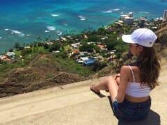 【ハワイ美女】ハワイ留学後に本土の大学へ、そして再びハワイへ。「Lilaさん」のハワイ生活をたっぷりお届け!
