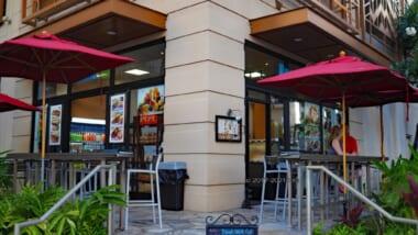 ワイキキの超穴場店!朝活にも使える隠れ家的カフェ「ビーチウォークカフェ/Beachwalk Cafe」