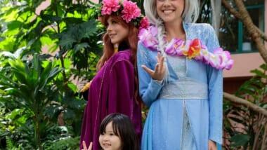 【在住者レポート】人気のキャラクターと記念撮影ができる!ロイヤル・ハワイアン・センターの期間限定子ども向けイベントをご紹介