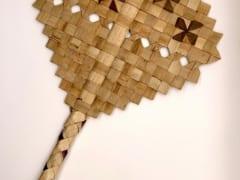 ロイヤル・ハワイアン・センター新レッスン「ラウハラで団扇作り」がスタート!