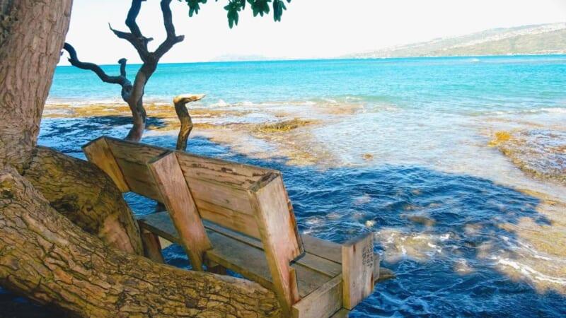 【特別映像付き】ハワイのベンチでインスタ映えを狙おう!定番から穴場のベンチまでご紹介