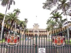 ハワイ王国のふたつの王家「カメハメハ家」と「カラカウア家」をつなぐ紋章