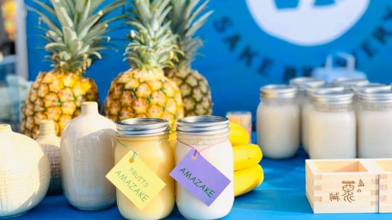 【在住者レポート】ハワイ唯一の酒蔵「アイランダー・サケ・ブルワリー」の大吟醸や甘酒でイベントのお祝い!