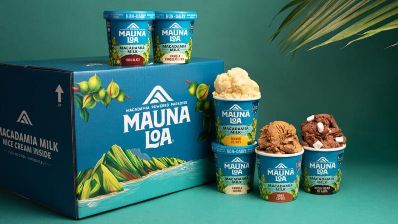 【在住者レポート】乳製品不使用!「マウナロア・ マカデミアナッツ/Mauna Loa Macadamia Nuts」より新発売のアイスクリームの実食レポートをお届け