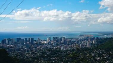 【在住者レポート】癒されること間違いなし♪ ダイヤモンドヘッドやホノルルの街を見下ろせる「ワアヒラリッジ/Waʻahila Ridge」をお届け