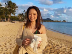 【ハワイ美女】何もしないことが一番の贅沢!ハワイでのんびり癒し旅を過ごす「Minamiさん」