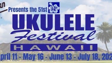 ハワイアンホースト社、2021年度ウクレレフェスティバル・ハワイの冠スポンサーに!~第51回ウクレレフェスティバル・ハワイは、2021年7月18日(日)にYouTubeライブで開催決定~