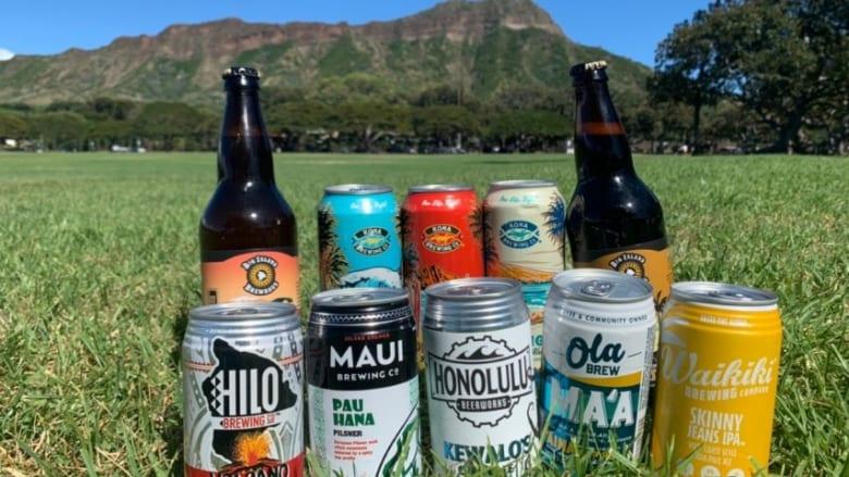 4月23日は地ビールの日!メイドインハワイの地ビールの中から自分のお気に入りを見つけよう!