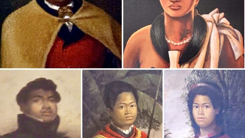 ハワイ王国 母と娘の物語 〜母・ケオプオラニ、娘・ナヒエナエナ〜 第4話