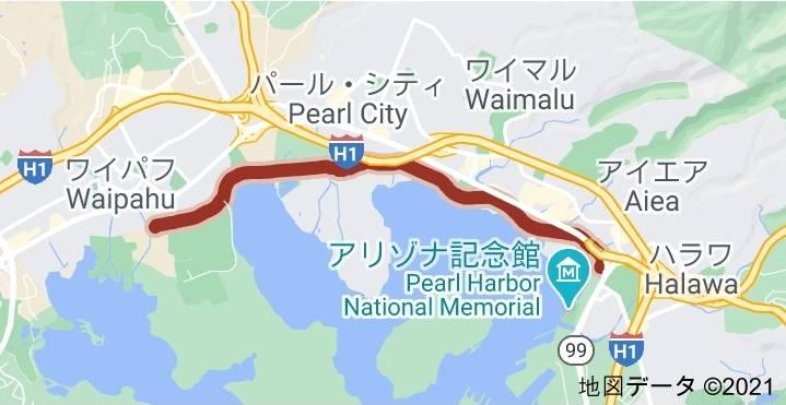 1バイクパスの地図