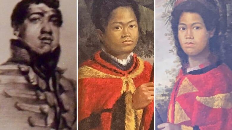 ハワイ王国 母と娘の物語 〜母・ケオプオラニ、娘・ナヒエナエナ〜 第3話