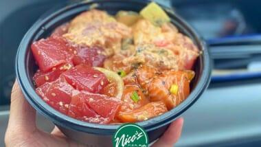 【ハワイ】絶品ポキ丼が食べられる「ニコスピア38/Nico's Pier 38」をご紹介!実食レポートもお届け