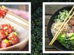 【ハワイ】ロイヤルハワイアンセンターのフードコートにポキ丼の新店舗 「POKE WAIKIKI」がオープン!