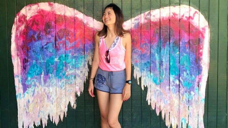 【ハワイ美女】卒業旅行は大好きなハワイへ!大学生の「Mikuさん」にとってハワイとは?