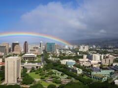 【徹底解説】ハワイの虹は7色じゃなくて6色!?