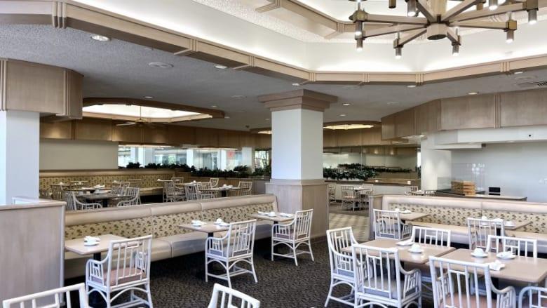 新しくなったアラモアナ・ホテル・バイ・マントラ内のカフェにCAFE410がオープン