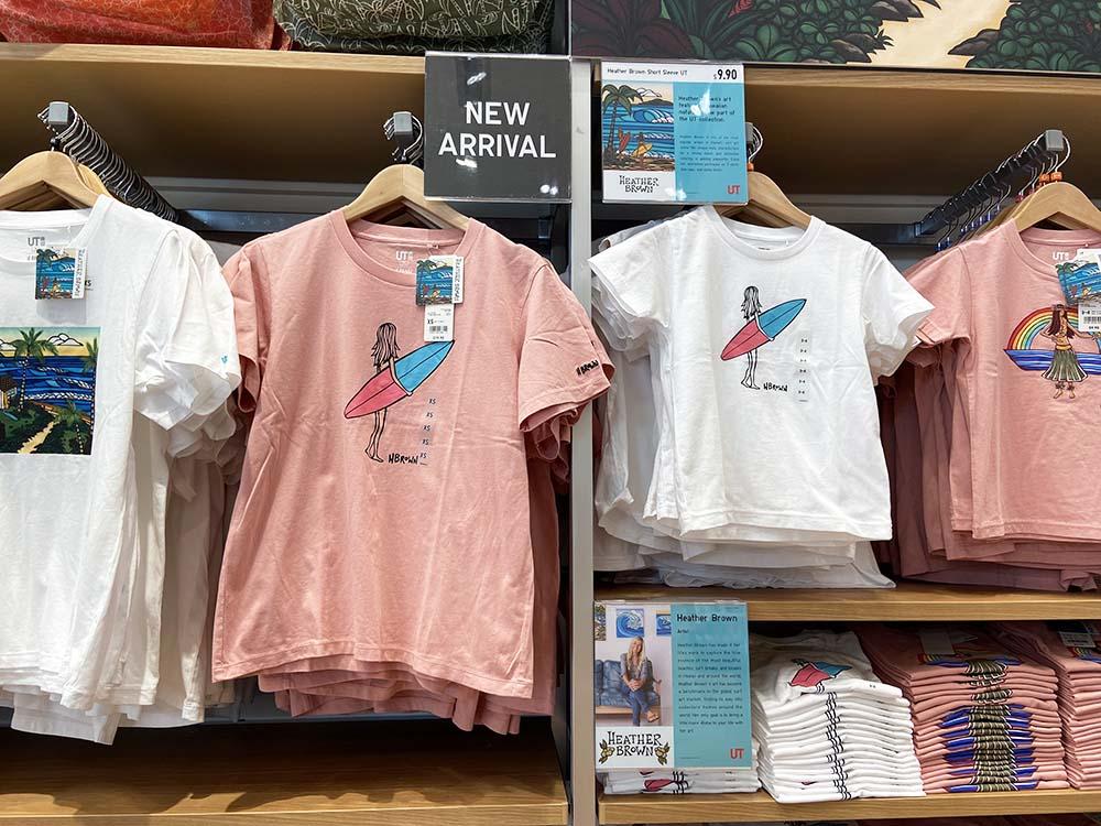 Tシャツ人気